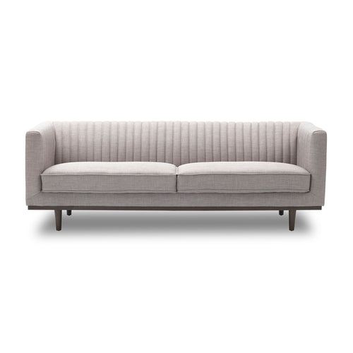 Hofflan Light Gray Sofa