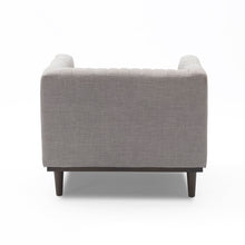 Load image into Gallery viewer, Nightingale Light Gray Accent Chair