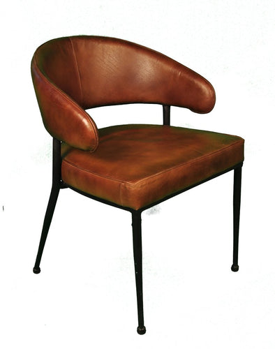 Langley Leather Chair