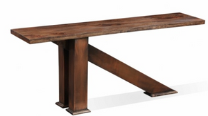 Angles Console Table