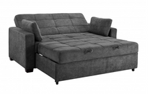 Load image into Gallery viewer, Queen Size Convertible Sofa