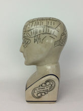 Load image into Gallery viewer, Small Phrenology Head