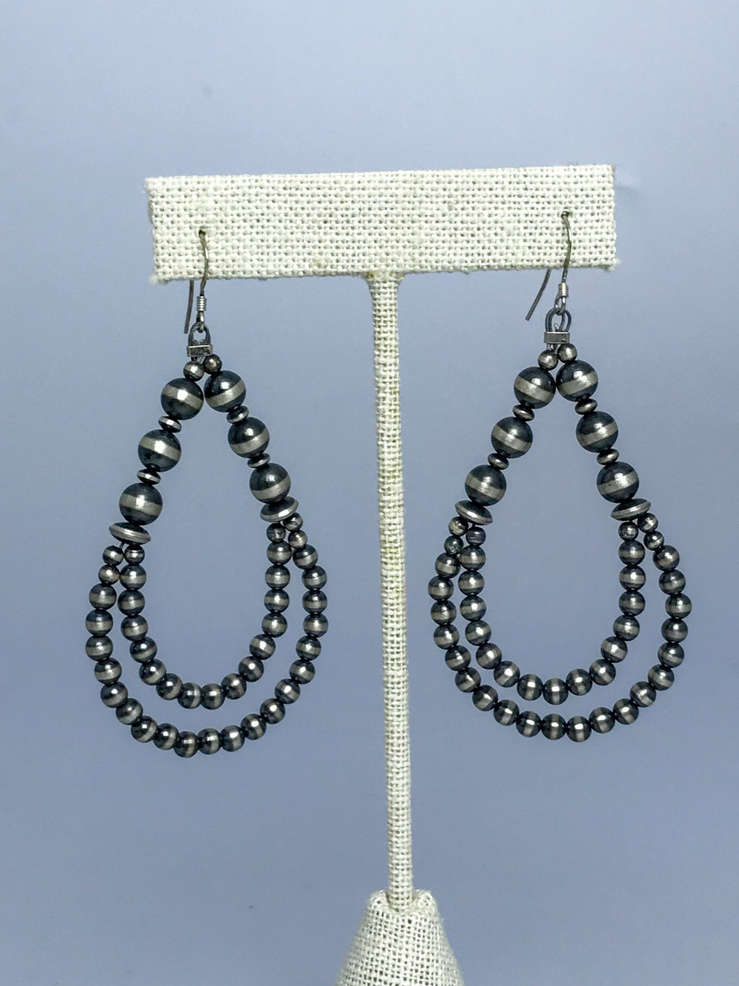 Navajo Bead Dangle Earring