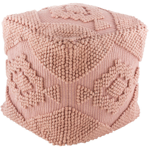 Large Square Pouf