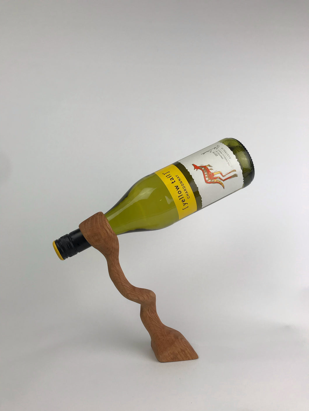 Wood Wine Bottle Holder