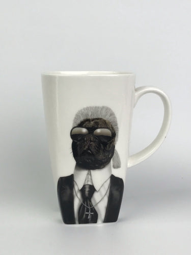 Fashion Designer Dog Mug