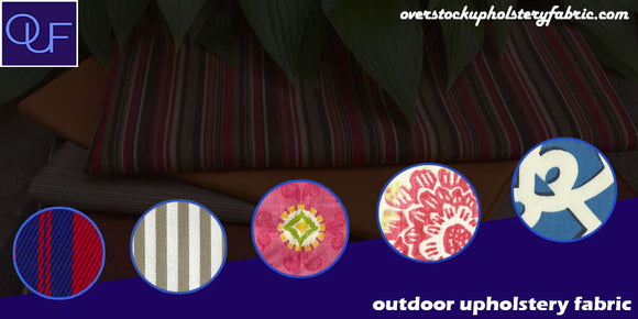 What are the best colors to opt for your outdoor upholstery?
