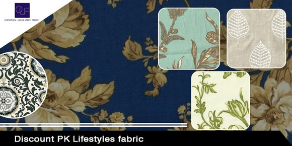 How to get amazing discount deals on upholstery fabric when shopping online?