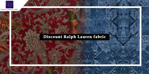 Best discount Ralph Lauren fabric to amp up your décor game!
