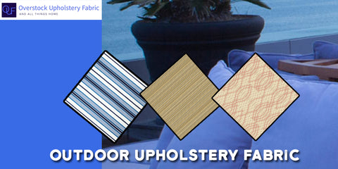 outdoor upholstery fabric