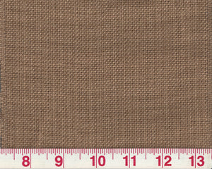 Flaxen CL Tawny Brown (503) Linen Upholstery Fabric