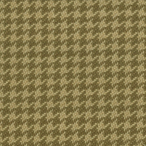 Houndstooth CL Straw Upholstery Fabric by Roth & Tompkins