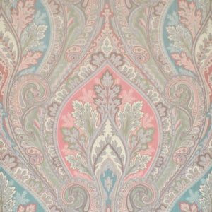Bellini CL Teal Drapery Upholstery Fabric by Clarence House