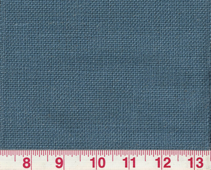 Flaxen CL Blue Shadow (254) Linen Upholstery Fabric