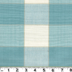 Monroe CL Seaglass Drapry Upholstery Fabric by Roth & Tompkins