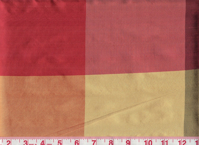 Bengal CL Creole Silk Drapery Fabric by American Silk Mills