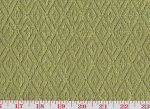 Ascott Diamond CL Green Upholstery Fabric by Clarence House