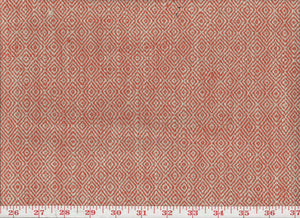 Crafty CL Poppy Upholstery Fabric by P Kaufmann