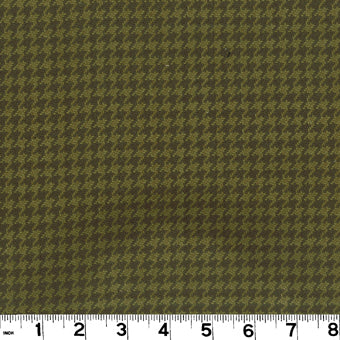 Houndstooth CL Camel Upholstery fabric by Roth & Tompkins