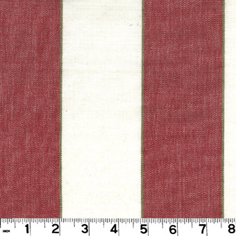 Meriden CL Berry Drapery Upholstery Fabric by Roth & Tompkins