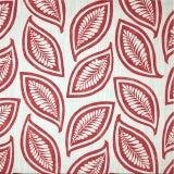 Leaf For Ever CL Scarlet Drapery Upholstery Fabric by P Kaufmann