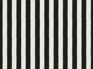 Grosgrain CL Black Upholstery Fabric by Kravet Designs