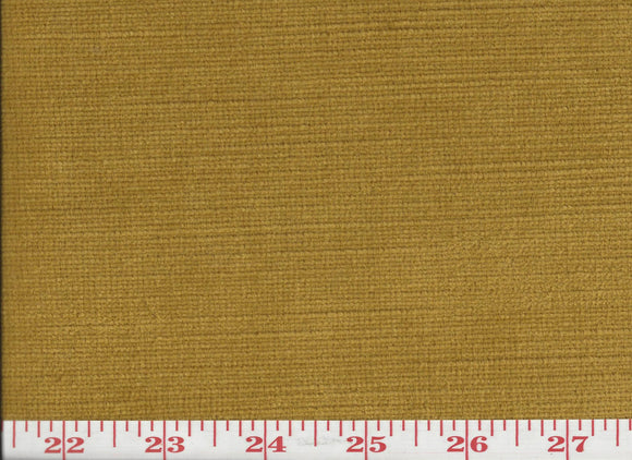 Velluto Velvet CL Honey Mustard (480) Upholstery Fabric