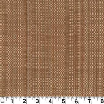 Madison CL Tobacco Upholstery Fabric by Roth & Tompkins