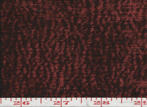 Everest CL Ruby Upholstery Fabric by KasLen Textiles