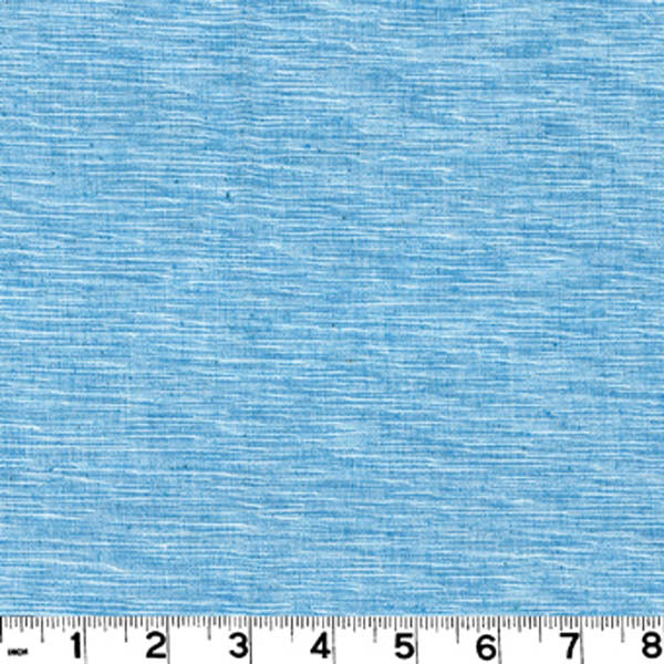 Grasscloth CL Sky Upholstery Fabric by Roth & Tompkins