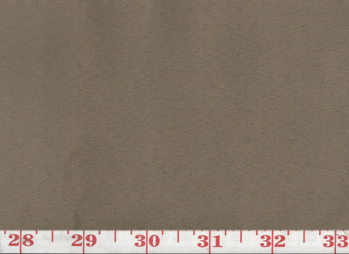 GEM 22 Suede CL Toffee Upholstery Fabric by KasLen Textiles