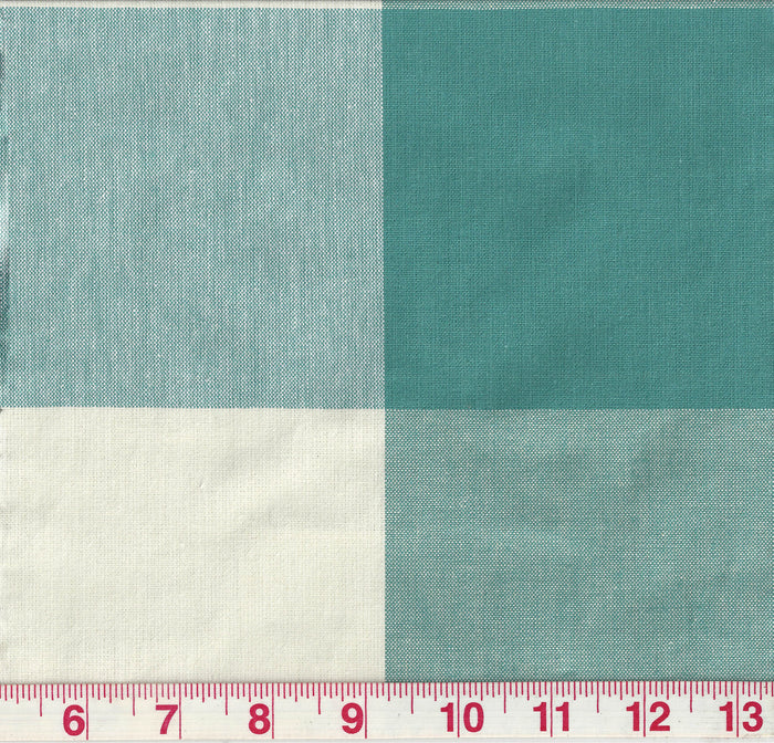 Call Me CL Teal Upholstery Fabric by P Kaufmann