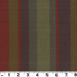 Savanna CL Red Earth Drapery Upholstery Fabric by Roth & Tompkins