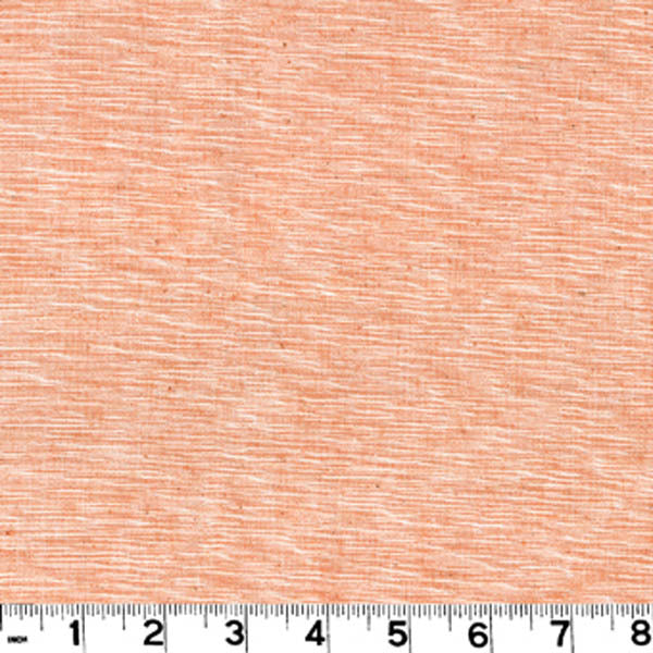 Grasscloth CL Pumpkin Upholstery Fabric by Roth & Tompkins