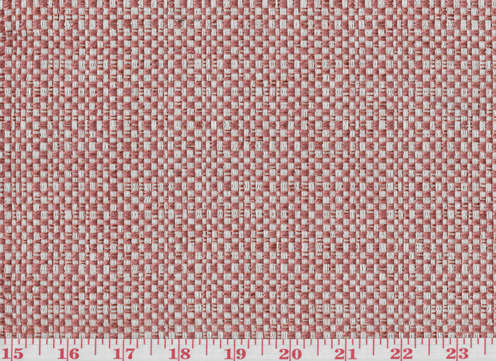Hemp Texture  CL Rose Upholstery Drapery Fabric by American Silk Mills