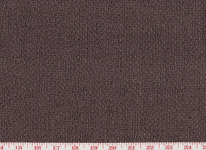 Lambchop CL Raisin Wool Upholstery Fabric by Clarence House