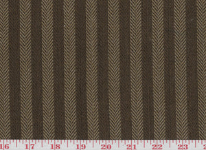 Desmond Herringbone CL Coffee Upholstery Fabric by Ralph Lauren
