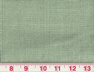 Flaxen CL Smoke Green (300) Linen Upholstery Fabric