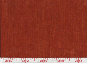 Super Chenille CL Cinnabar Upholstery Fabric by Radiate Textiles