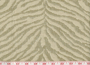 Pi CL Taupe Upholstery Fabric by Clarence House