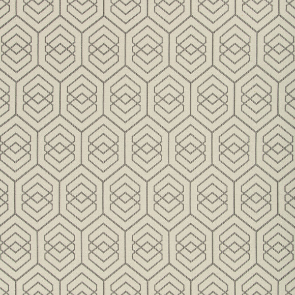 Fiscoe Steel Upholstery Fabric by Kravet