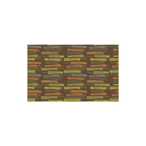 Drive In Tigerlily Upholstery Fabric by Kravet
