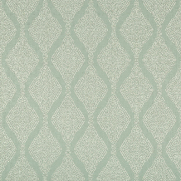 Liliana Sea Green Upholstery Fabric by Kravet