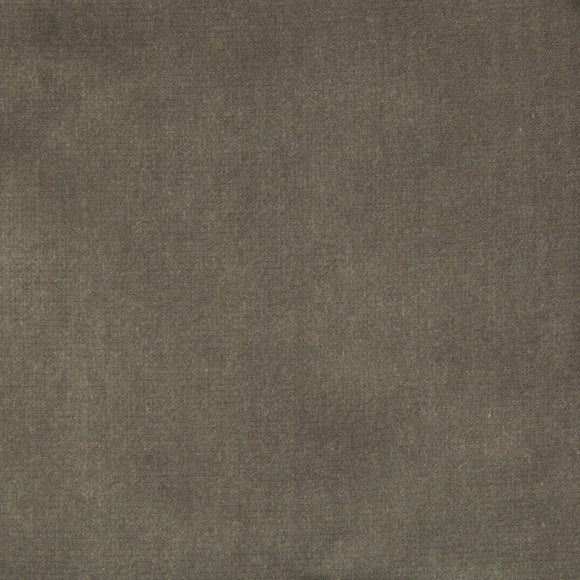 Velvet Treat Grey Upholstery Fabric by Kravet