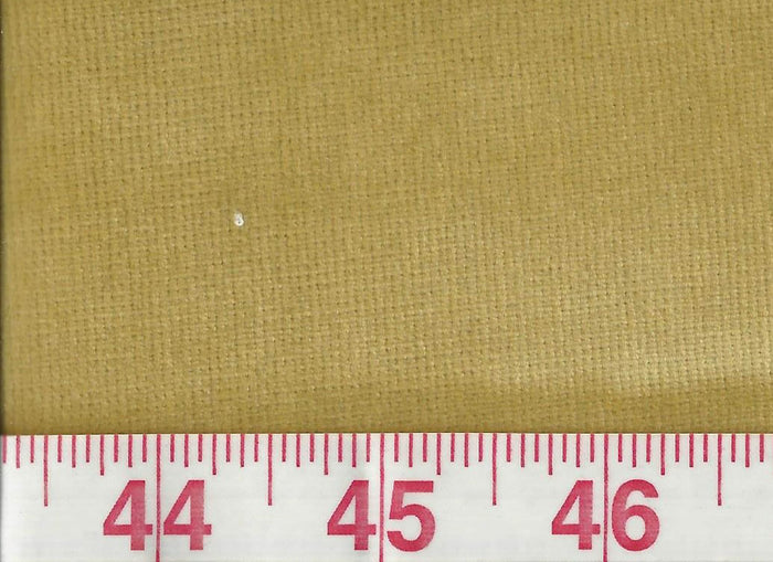 Allure Velvet CL Gold (448) Upholstery Fabric