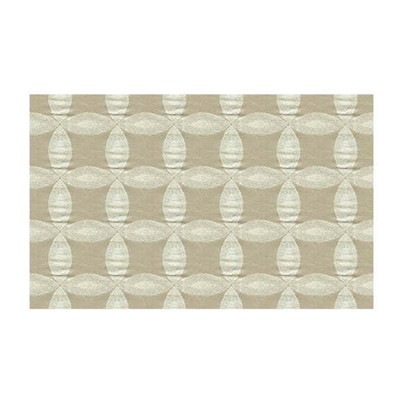 Modern Muse Truffle Upholstery Fabric by Kravet