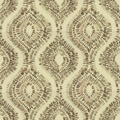 Sun Pillar Sand Upholstery Fabric By Kravet