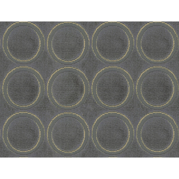 Ellipsis Steel Upholstery Fabric By Kravet
