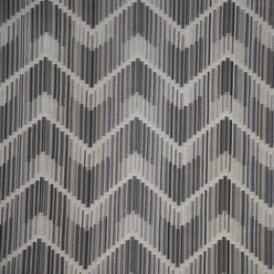 High And Lows Silver Upholstery Fabric By Kravet