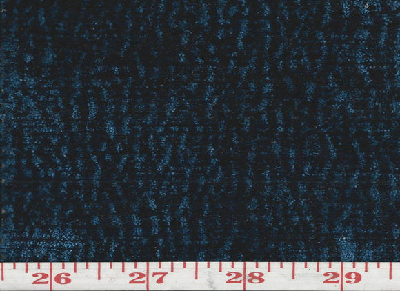 Everest CL Midnight Upholstery Fabric by KasLen Textiles